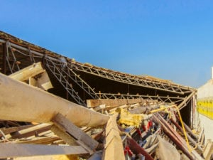 structural collapse injury lawyer haddonfield nj