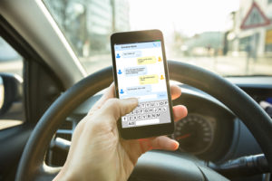 distracted driving accident lawyer haddonfield nj