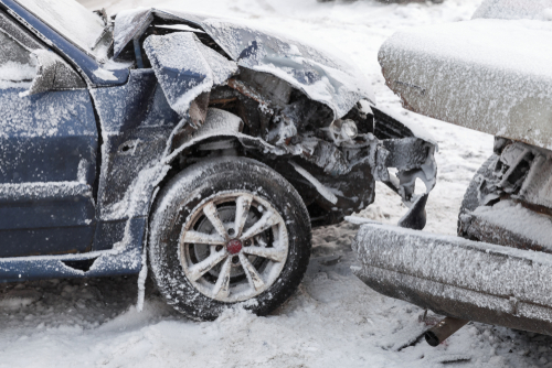 does car insurance cover snow accidents?