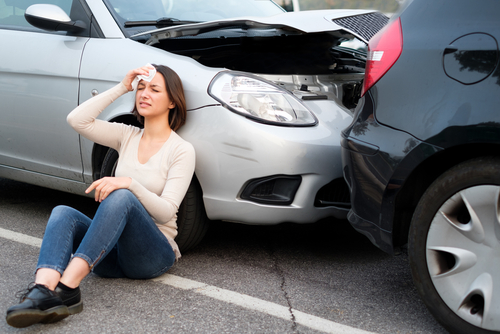 car accident claim against another driver