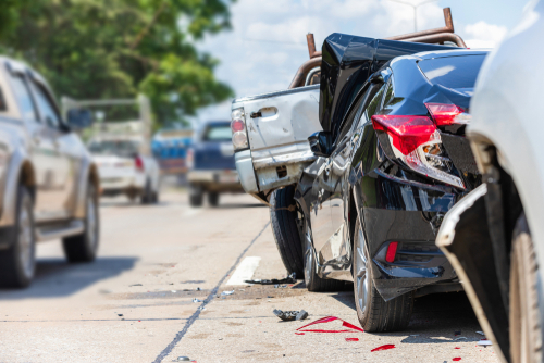Top Causes of Rear-End Car Accidents